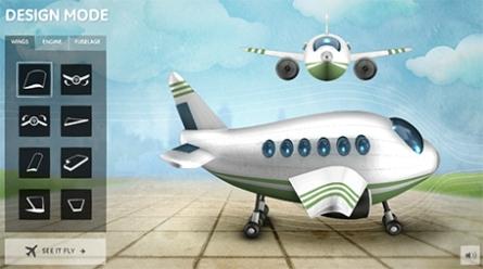 General Electric Design a plane
